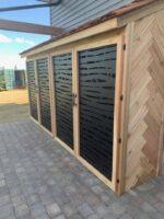 Cedar storage options