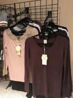BAMBOO - long sleeve tops, tanks, dresses and leggings galore! A staple for every wardrobe!